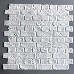 English Bond, White , BrickingIT