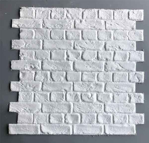 English Bond, White , BrickingIT