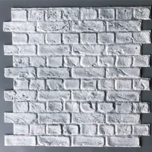 White on grey product, BrickingIT