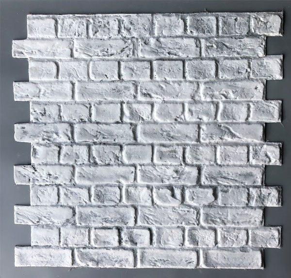 White on grey product, BrickingIT