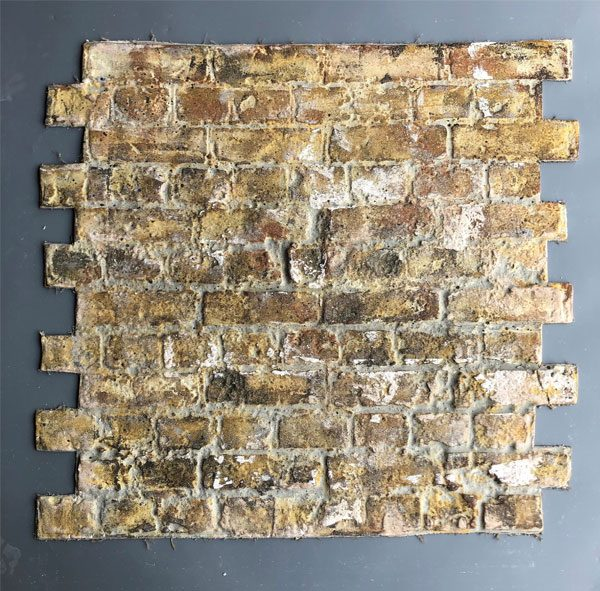 Weathered Brick, Yellow Stock , BrickingIT