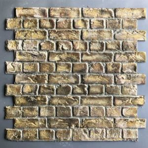 English Bond, Yellow Stock , BrickingIT